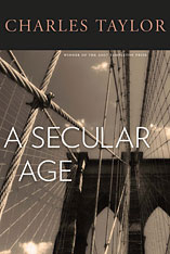 Cover: A Secular Age in HARDCOVER