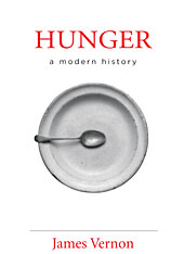 Cover: Hunger in HARDCOVER