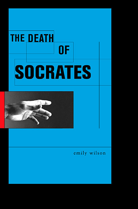 Cover: The Death of Socrates, from Harvard University Press