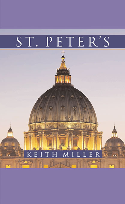 Cover: St. Peter's, from Harvard University Press