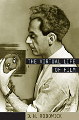 Cover: The Virtual Life of Film in PAPERBACK