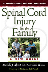 Cover: Spinal Cord Injury and the Family: A New Guide