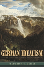 Cover: German Idealism in PAPERBACK