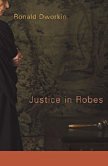 Cover: Justice in Robes in PAPERBACK