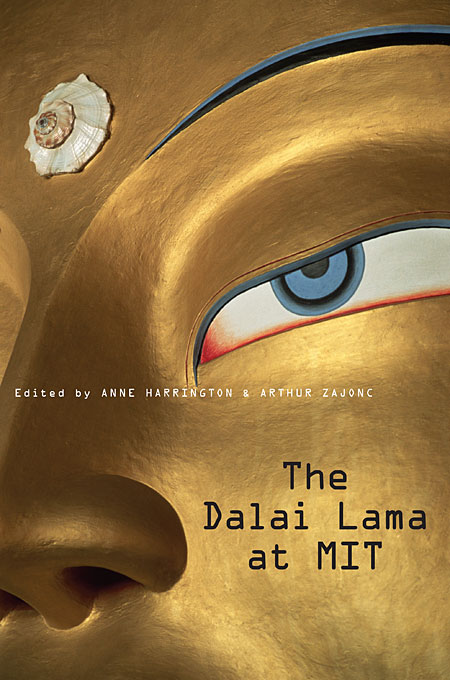 Cover: The Dalai Lama at MIT, from Harvard University Press