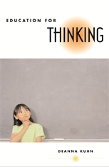 Cover: Education for Thinking