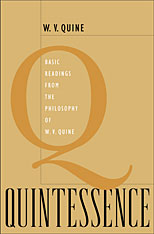 Cover: Quintessence: Basic Readings from the Philosophy of W. V. Quine