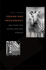 Cover: Coding and Redundancy: Man-Made and Animal-Evolved Signals