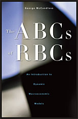 Cover: The ABCs of RBCs: An Introduction to Dynamic Macroeconomic Models