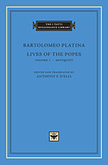 Cover: Lives of the Popes, Volume 1: Antiquity