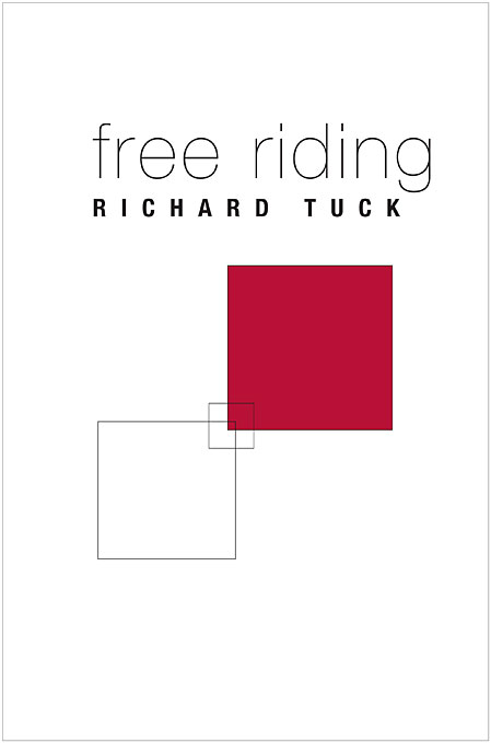 Cover: Free Riding, from Harvard University Press