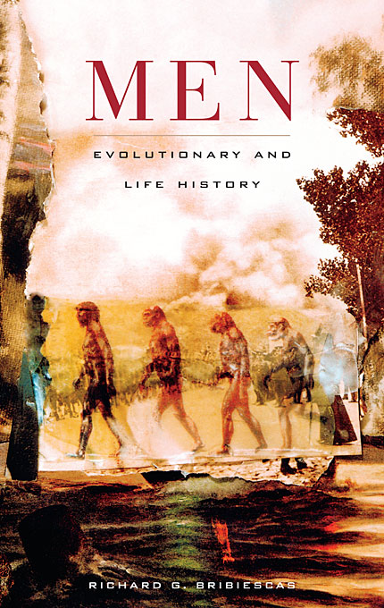Cover: Men: Evolutionary and Life History, from Harvard University Press