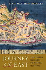 Cover: Journey to the East: The Jesuit Mission to China, 1579–1724