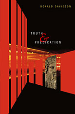 Cover: Truth and Predication