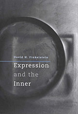 Cover: Expression and the Inner in PAPERBACK