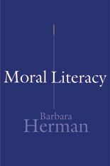 Cover: Moral Literacy