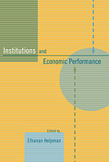 Cover: Institutions and Economic Performance