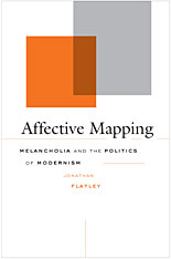 Cover: Affective Mapping: Melancholia and the Politics of Modernism