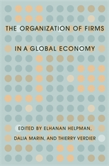 Cover: The Organization of Firms in a Global Economy