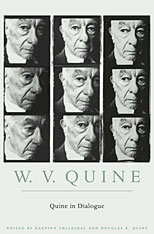 Cover: Quine in Dialogue in HARDCOVER