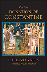 Cover: On the Donation of Constantine