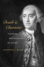 Cover: Death and Character: Further Reflections on Hume