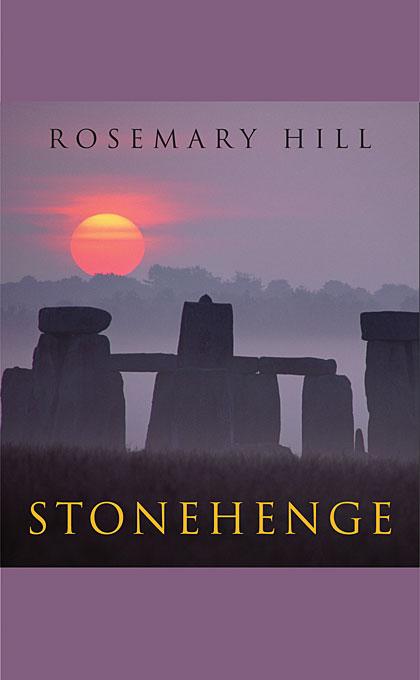 Cover: Stonehenge: , from Harvard University Press