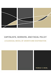Cover: Capitalists, Workers, and Fiscal Policy in HARDCOVER