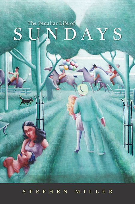 Cover: The Peculiar Life of Sundays, from Harvard University Press