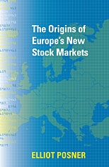 Cover: The Origins of Europe's New Stock Markets