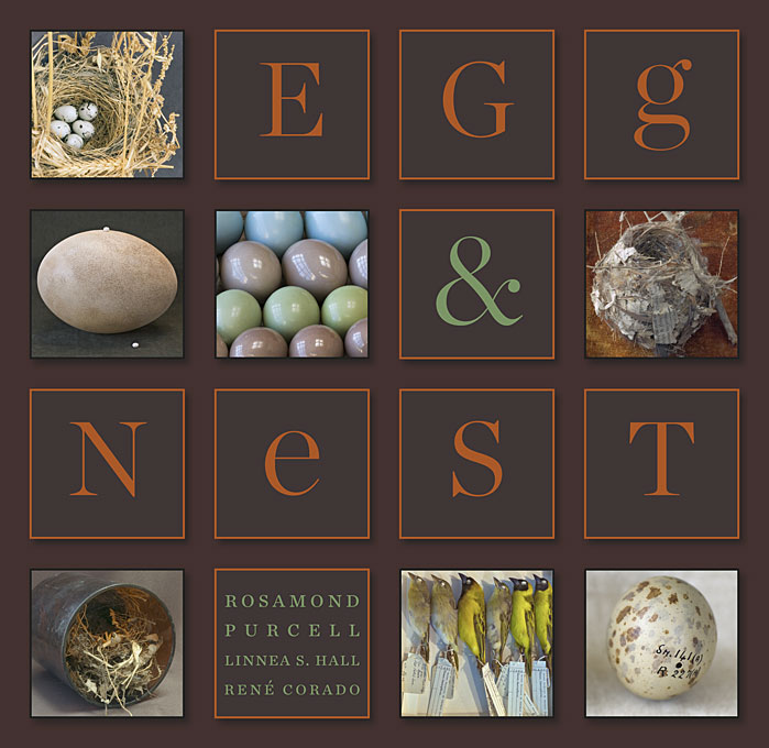 Cover: Egg & Nest, from Harvard University Press