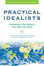 Cover: Practical Idealists in PAPERBACK