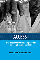 Cover: Access in PAPERBACK