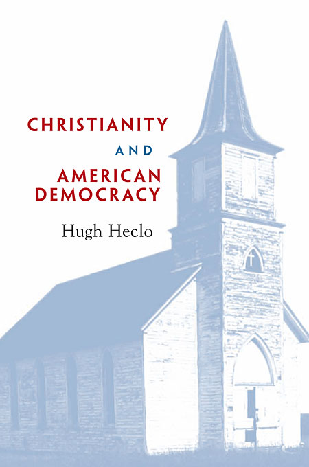 Cover: Christianity and American Democracy, from Harvard University Press