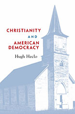 Cover: Christianity and American Democracy in PAPERBACK