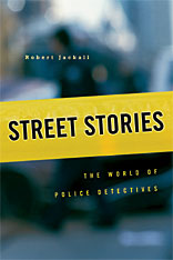 Cover: Street Stories: The World of Police Detectives