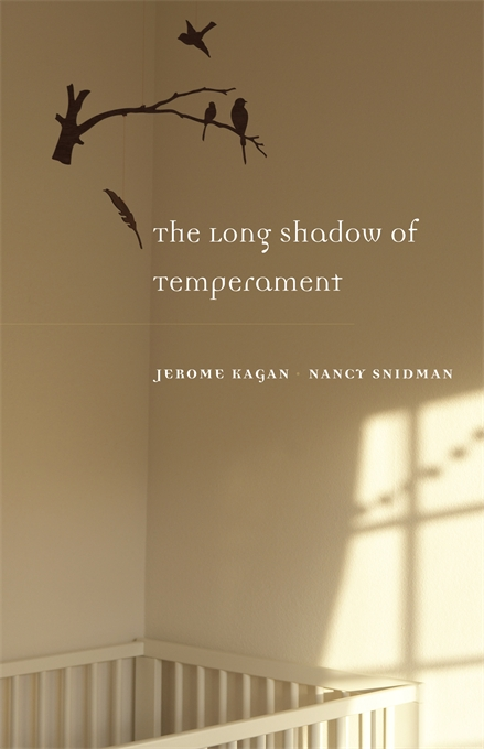 Cover: The Long Shadow of Temperament, from Harvard University Press