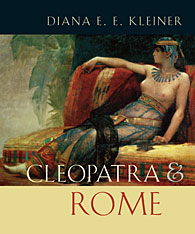 Cover: Cleopatra and Rome in PAPERBACK