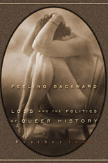 Cover: Feeling Backward in PAPERBACK