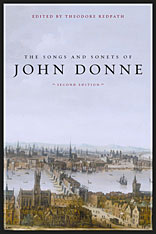 Cover: The Songs and Sonets of John Donne in PAPERBACK