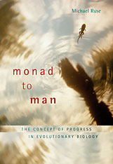 Cover: Monad to Man: The Concept of Progress in Evolutionary Biology