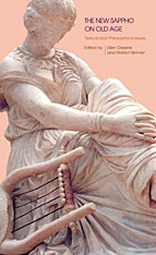 Cover: The New Sappho on Old Age: Textual and Philosophical Issues
