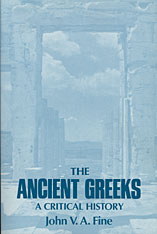 Cover: The Ancient Greeks: A Critical History