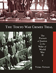 Cover: The Tokyo War Crimes Trial in PAPERBACK