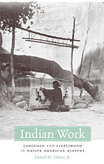 Cover: Indian Work in HARDCOVER