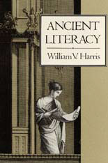 Cover: Ancient Literacy in PAPERBACK