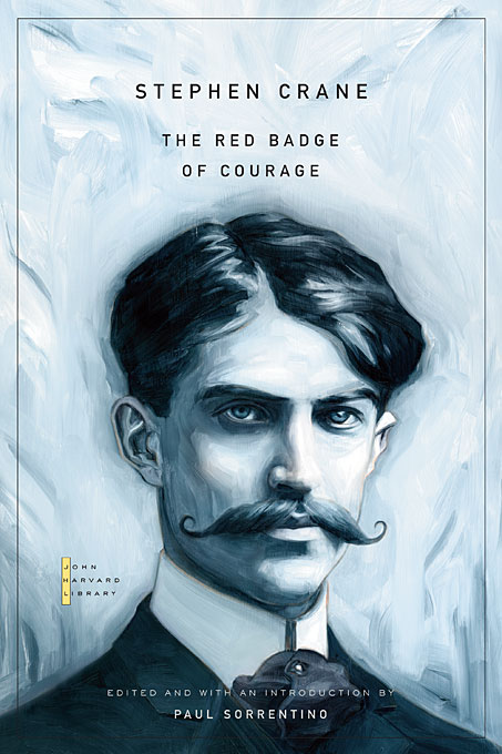 Cover: The Red Badge of Courage, from Harvard University Press