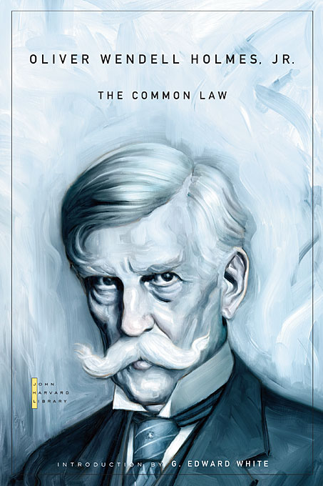Cover: The Common Law, from Harvard University Press