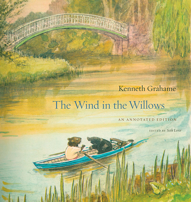 Cover: The Wind in the Willows: An Annotated Edition, from Harvard University Press