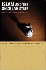 Cover: Islam and the Secular State: Negotiating the Future of Shari`a